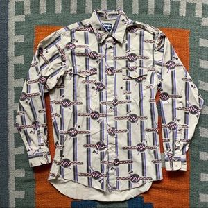 "Vintage Wrangler ""90's"" Cowboy Shirt"